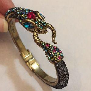 Hard to find mesh snake 🐍 bracelet euc